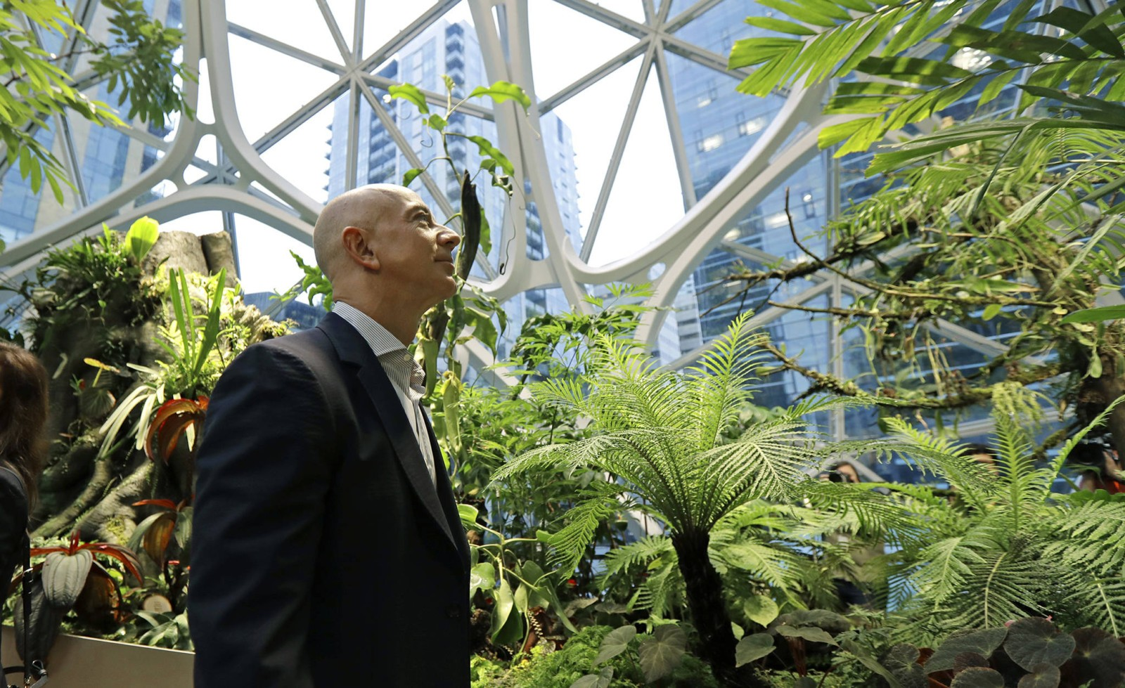 Seattle y la 'bomba de prosperidad' de Amazon